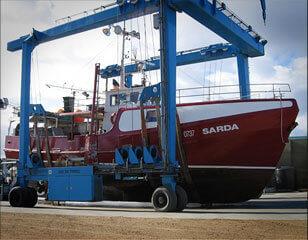 Bullock Boatyard